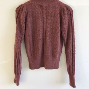 Doen Sweaters - Rare DOEN Dolly Sweater in English Rose Sz XS NWT